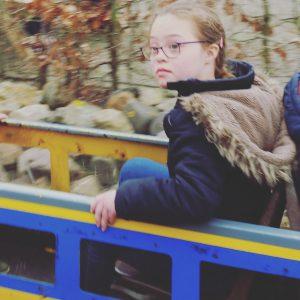 uitje naar het Spoorwegmuseum